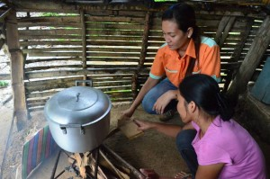Preparing meals without electricity