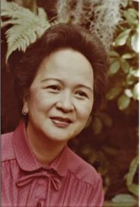 Ms Helen Recto-Zamora