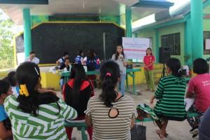 Photo courtesy of Ms Connie Garcia of QI Cebu